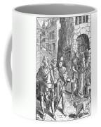 Medieval Prison, 1557 Coffee Mug