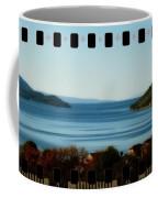 Meditate.2 35 Mm Bleed Effect Coffee Mug