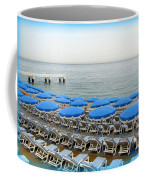 Mediterranean Blue Coffee Mug