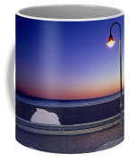 Mediterranean Sea At Motril Coffee Mug
