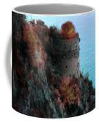 Mediterranean Turret Coffee Mug