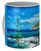 Mediterranean View Coffee Mug