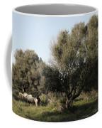 Mediterranean Wood Wiew Coffee Mug