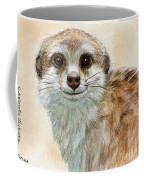 Meerkat 762 Coffee Mug