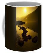 Meeting The Sun Coffee Mug