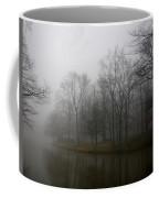 Melancholy Foggy Evening Coffee Mug