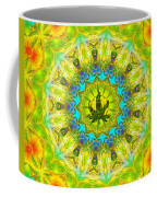 Mellow Yellow Mandala Coffee Mug
