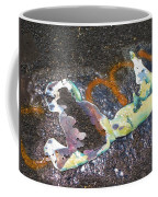 Melted Pin Up Girl Coffee Mug