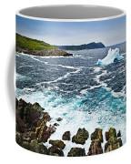 Melting Iceberg In Newfoundland Coffee Mug