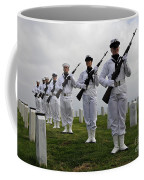 Members Of A Ceremonial Honor Guard Coffee Mug