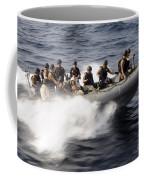 Members Of A Visit, Board, Search Coffee Mug
