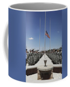 Members Of Team Holloman Stand Coffee Mug by Stocktrek Images
