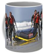 Members Of The Us National Swim Team Coffee Mug