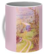 Memories Of The Farm Coffee Mug