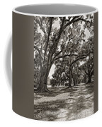 Memory Lane Monochrome Coffee Mug by Steve Harrington