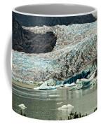 Mendenhall Glacier Alaska Coffee Mug