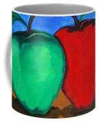 Menu Coffee Mug