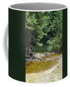 Merced River Yosemite National Park Coffee Mug