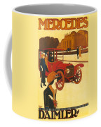 Mercedes Daimler Coffee Mug