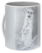 Merkat On Duty Coffee Mug