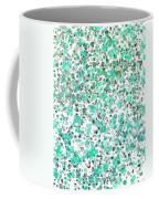 Mermaid Dreams Abstract Coffee Mug