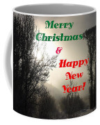 Merry Christmas And Happy New Year 2 Coffee Mug