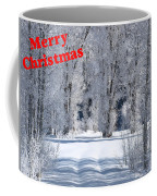 Merry Christmas Card 1 Coffee Mug