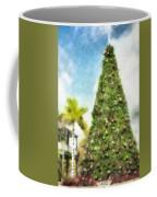 Merry Christmas Tree 2012 Coffee Mug