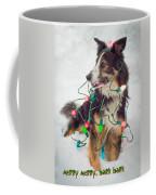 Merry Merry Bark Bark Coffee Mug