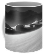 Death Valley California Mesquite Dunes 2 Coffee Mug