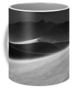 Death Valley California Mesquite Dunes 3 Coffee Mug