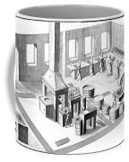 Metalworker, 18th Century Coffee Mug