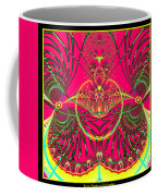 Metamorphosis  Emerging From The Cocoon Fractal 125 Coffee Mug