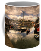 Mevagissy Harbour Coffee Mug