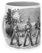 Mexican American War, 1846 Coffee Mug