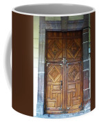 Mexican Door 29 Coffee Mug