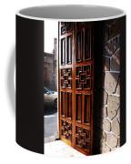Mexican Door 42 Coffee Mug