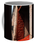 Mexican Door 49 Coffee Mug