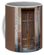 Mexican Door 54 Coffee Mug
