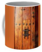 Mexican Door Decor 10  Coffee Mug
