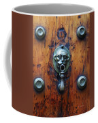 Mexican Door Decor 13  Coffee Mug
