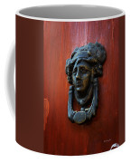 Mexican Door Decor 2  Coffee Mug