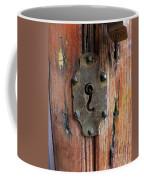 Mexican Door Decor 7   Coffee Mug