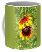 Mexican Sunflowers 2 Coffee Mug