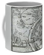 Mexico - Spanish Conquest Coffee Mug