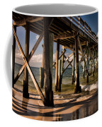 Mexico Beach Pier Coffee Mug