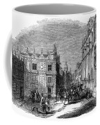 Mexico City, 1845 Coffee Mug