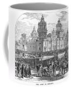 Mexico City, 1847 Coffee Mug by Granger