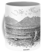 Mexico: Monterrey, C1846 Coffee Mug