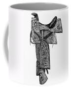 Mexico: Saddle, 1882 Coffee Mug